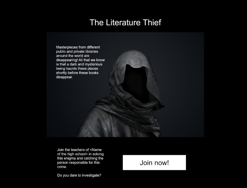 The Literature Thief