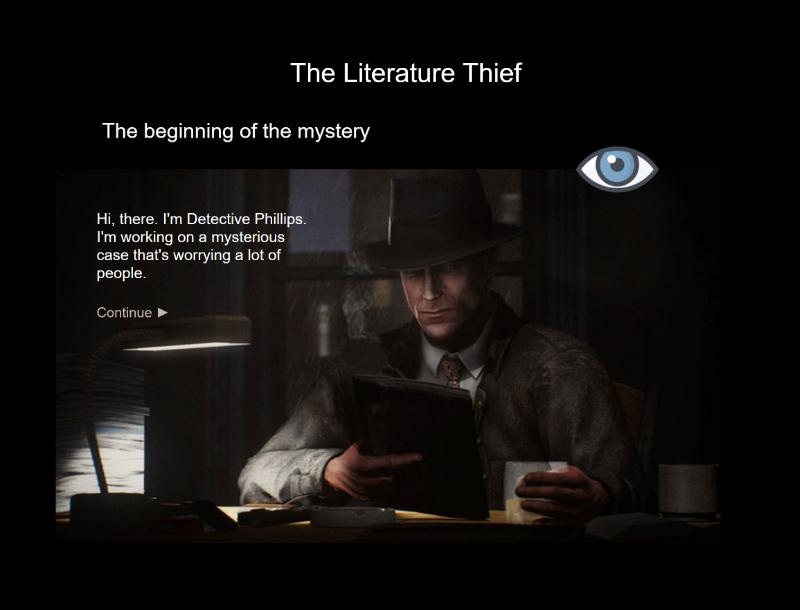 El Detective Phillips
